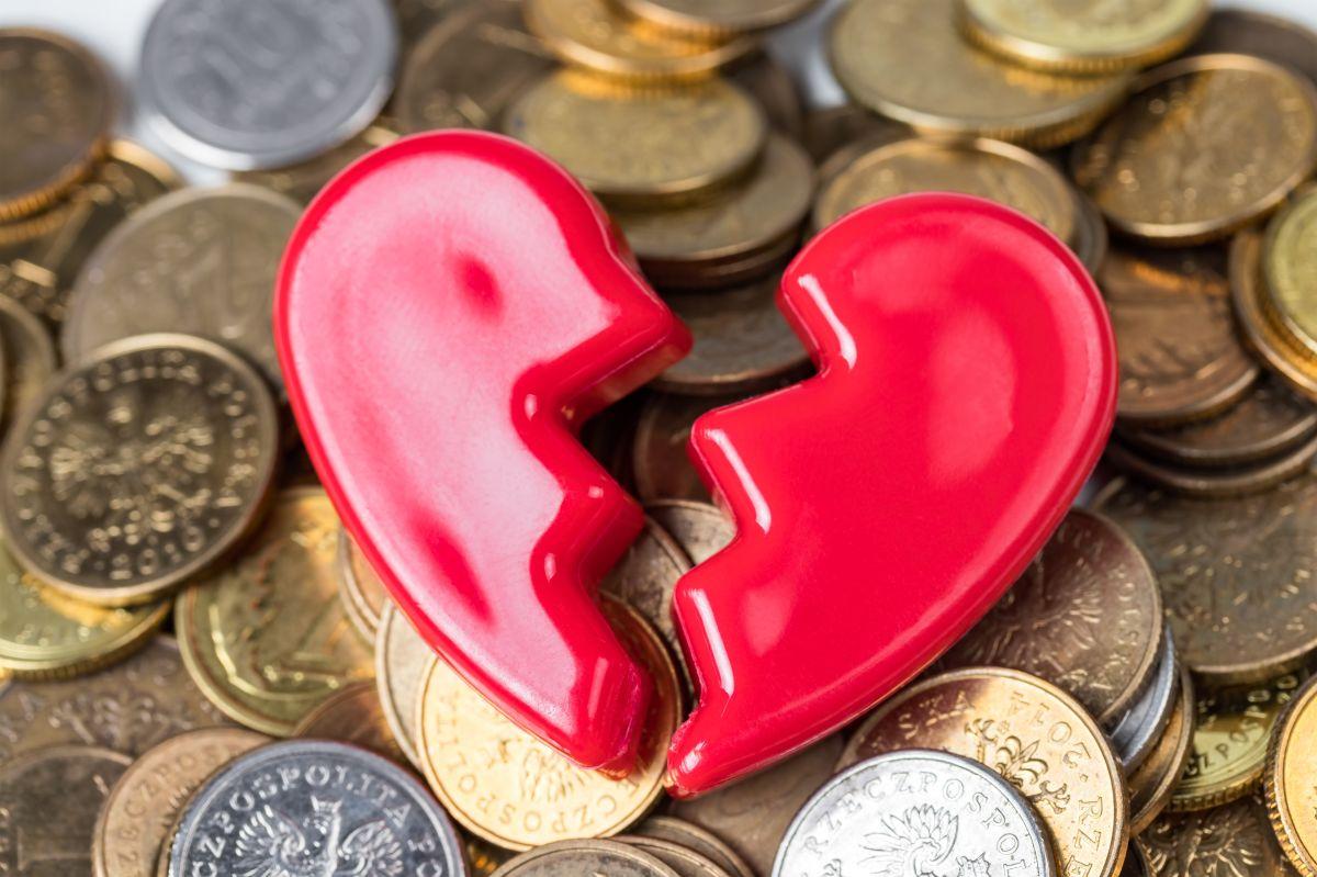 Cuáles beneficios tiene el divorcio para tu bolsillo que son poco conocidos