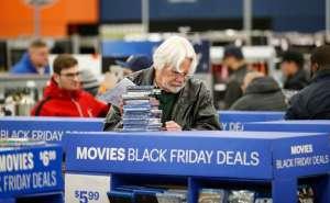 Aumenta la angustia de los consumidores de comprar en tiendas con la llegada del Black Friday