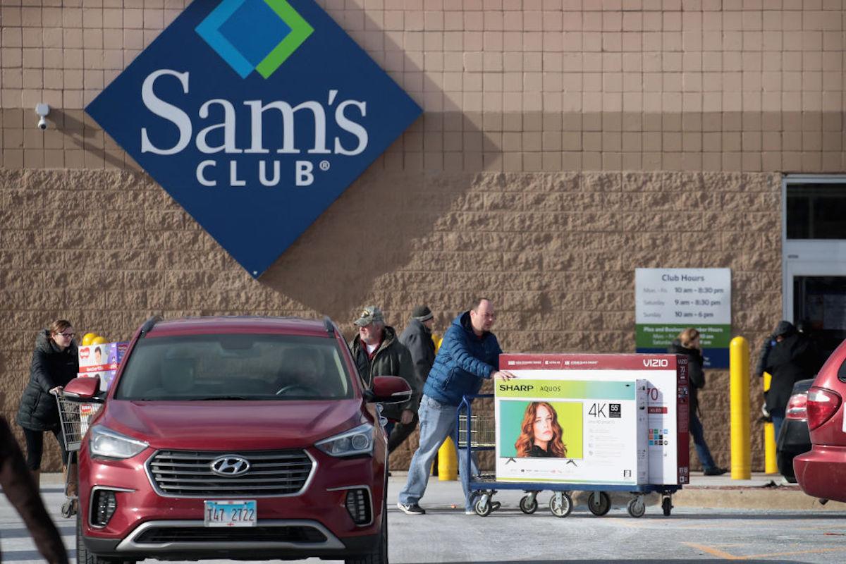 Sam's Club rebaja su membresía a $28.88 dólares durante el primer año