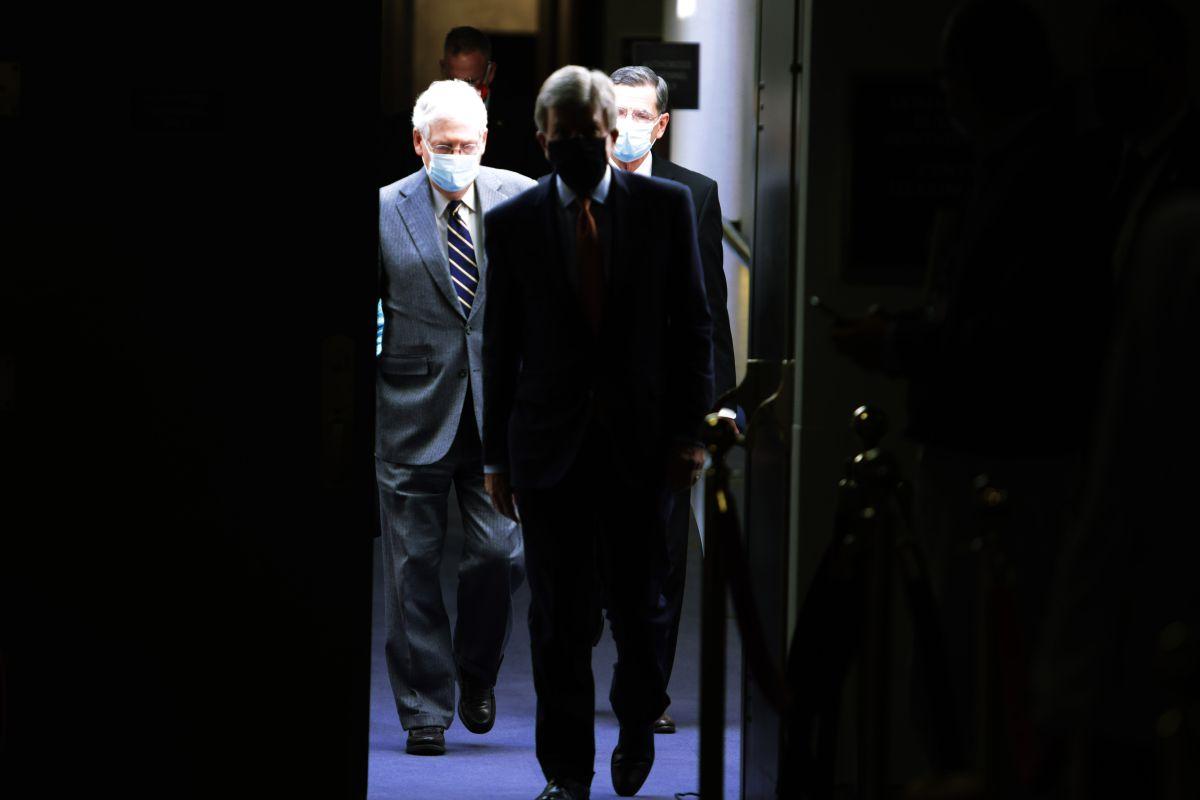 Termina noviembre sin acuerdo por paquete estímulo, entre acusaciones cruzadas