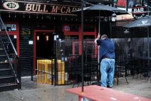Una tercera parte de los pequeños negocios de Nueva York y Nueva Jersey cerraron en 2020