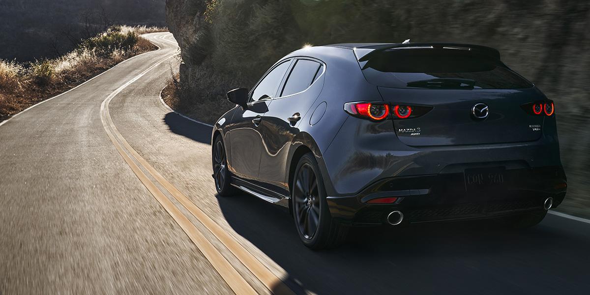 2021 Mazda3-2.5 Turbo