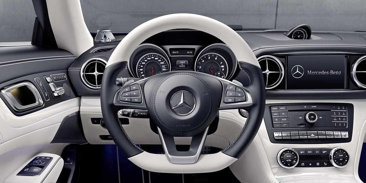 2017 Mercedes-Benz SL450
