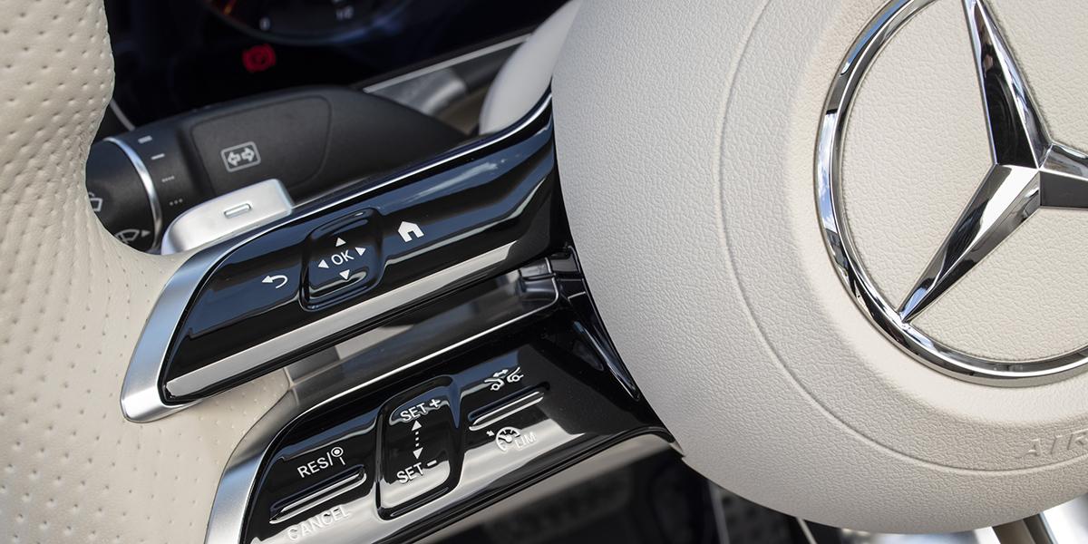 Mercedes-Benz E 450 4MATIC Cabriolet. / Foto: Mercedes-Benz