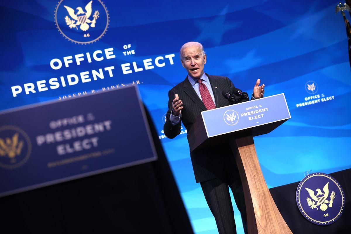 Cuáles serán las acciones de Joe Biden para impulsar un nuevo paquete de estímulo económico