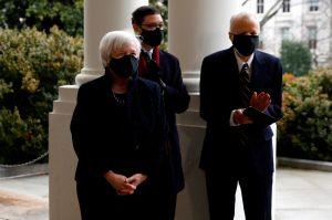 Congreso confirma a Janet Yellen como Secretaria del Tesoro y comienzan formalmente las negociaciones por el paquete de estímulo