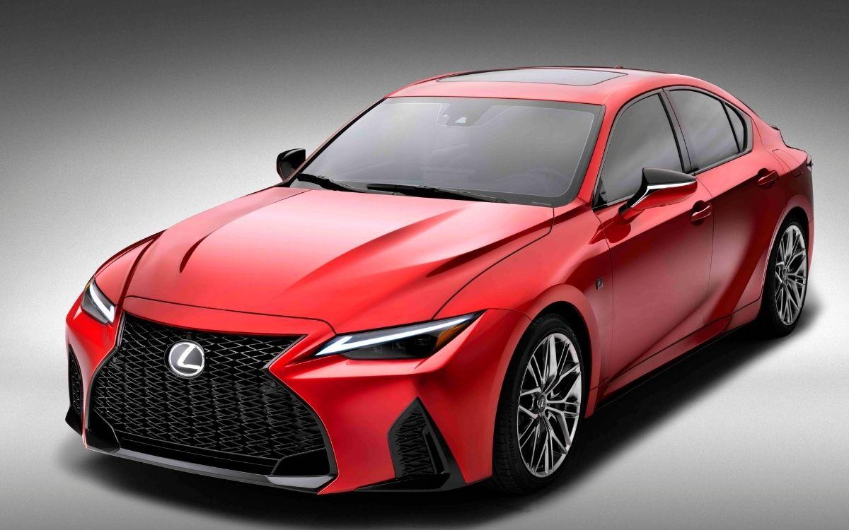 Lexus IS 500 F Sport 2022