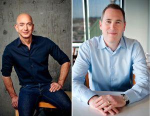 Quién es Andy Jassy, el sucesor de Jeff Bezos como CEO de Amazon