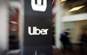 Uber comienza su recuperación mientras enfrenta problemas para reemplazar conductores en Estados Unidos