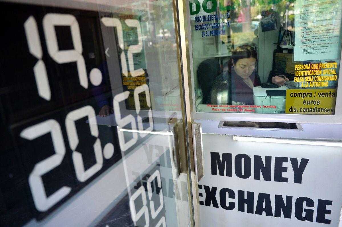 Al cambio del peso mexicano con mercados estadounidenses se muestra estabilidad.