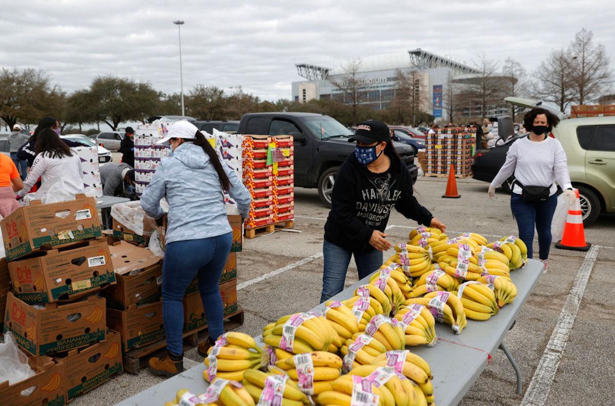 Si durante la tormenta invernal en Texas perdiste la mercadería que obtuviste con tu SNAP, puedes reponerla: mira cómo