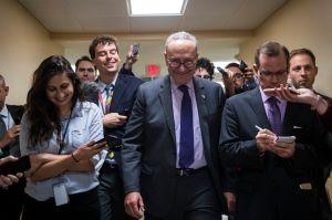 American Jobs Plan: una nueva oportunidad para la propuesta bipartidista, Schumer se reúne con los moderados