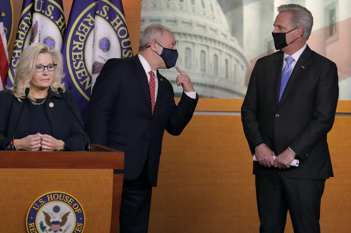 Republicanos no temen ser castigados en las urnas si votan contra el paquete de estímulo de Biden
