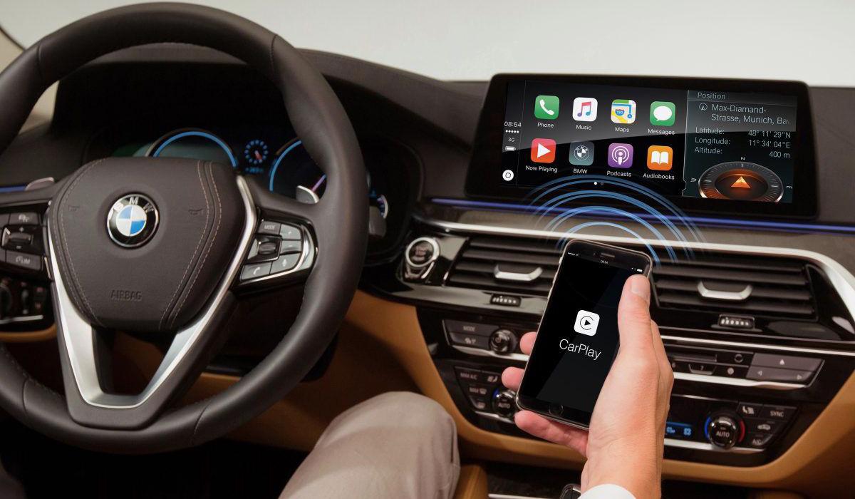 Apple CarPlay ya está disponible en la mayoría de nuevos modelos.
