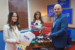 Conoce a la exitosa hondureña que creó una línea de calzado italiano para mujeres en Estados Unidos