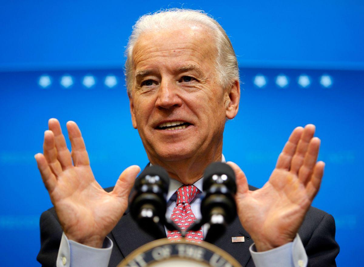 El presidente Biden se comprometió a no subir los impuestos a quienes ganaran menos de $400,000 dólares anuales.