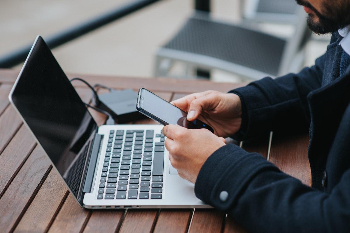 Las aplicaciones financieras permiten una gestión más ágil de las cuentas.