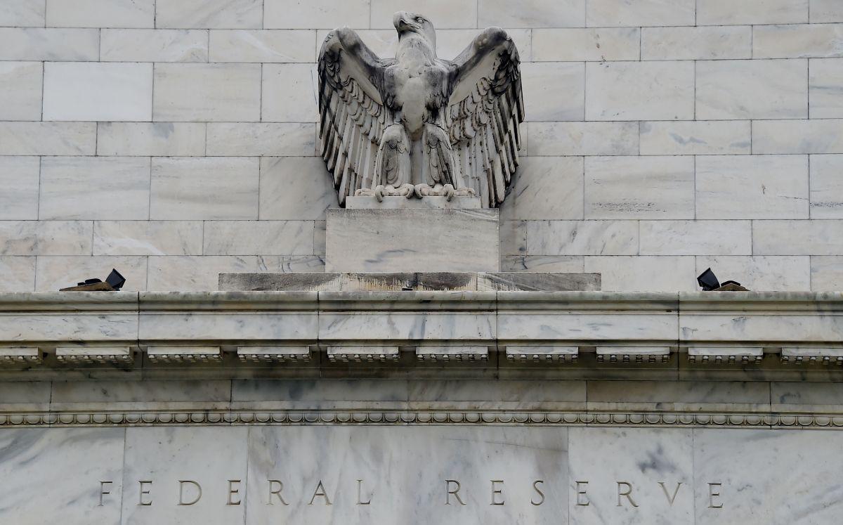 El edificio de la Reserva Federal, en Washington.
