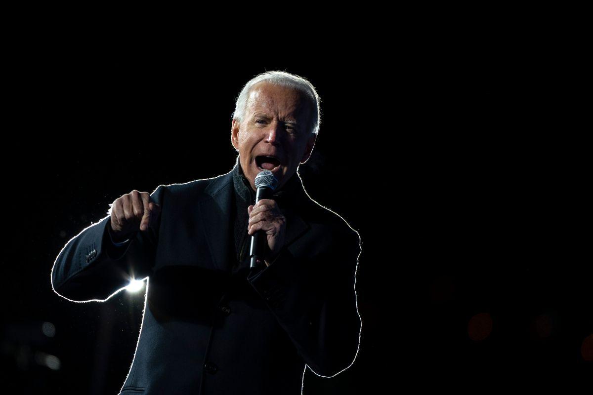 Lugar simbólico. La campaña presidencial de Biden dio inicio en Pittsburgh, donde hoy lanza su programa de recuperación económica.