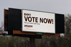 Por qué es tan importante para Estados Unidos si los trabajadores de Amazon en Alabama configuran un sindicato interno