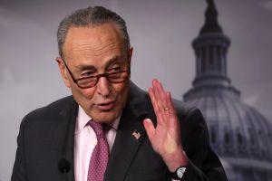 El paquete de estímulo va. Los demócratas del Senado votaron a favor de que continúe el proceso para aprobarlo