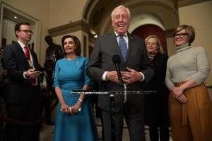 El paquete de estímulo se votará nuevamente el martes en la Cámara de Representantes
