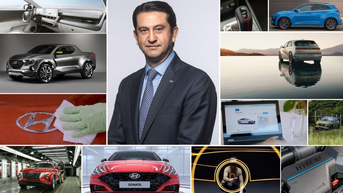 """¿Cómo se dirige una empresa global? José Muñoz de Hyundai responde: """"Mucha pasión y pocas horas de sueño"""""""