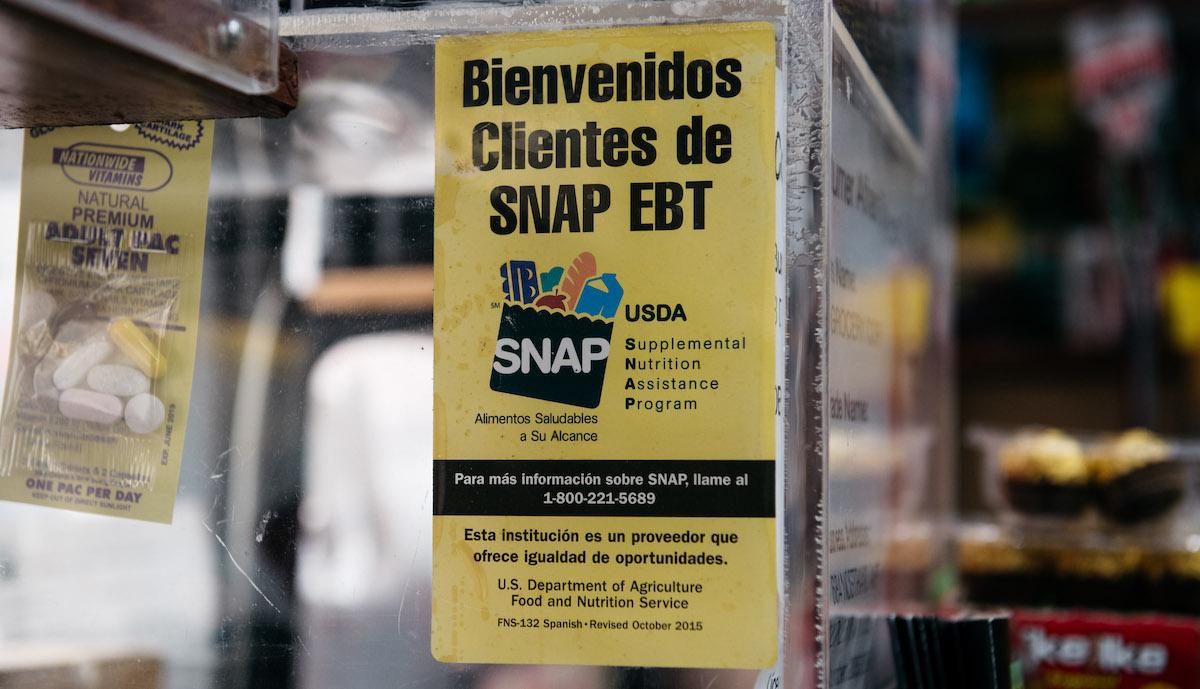 Aumentan prestaciones alimenticias para el programa federal SNAP