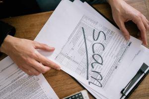 5 tipos de estafas que son muy frecuentes en época de presentación de impuestos