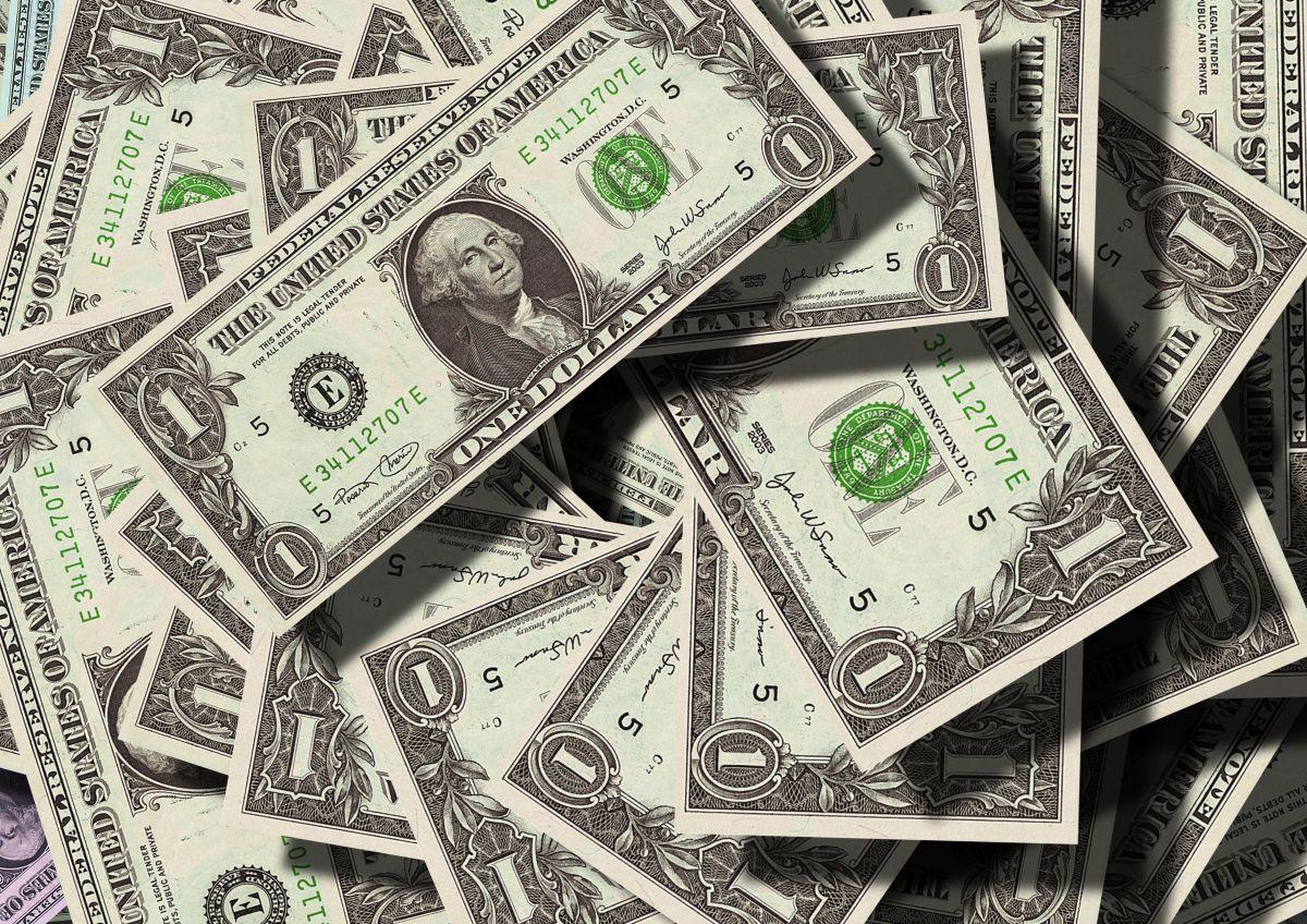 Cuánto se cotiza el dólar frente al peso mexicano