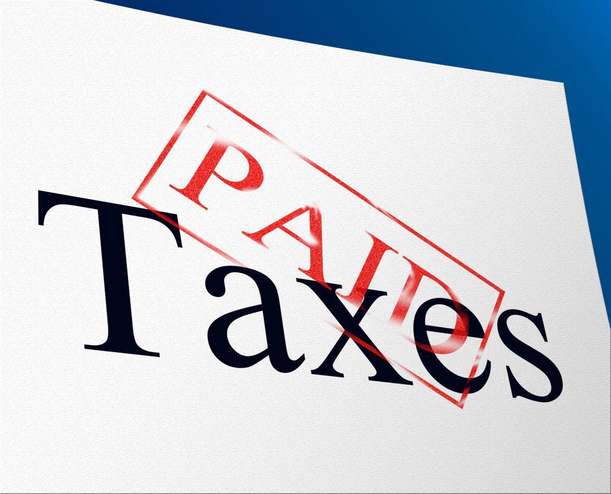 La mayoría de los estados cambiaron su fecha límite para el pago de impuestos estatales. Crédito de la foto: Stockvault.
