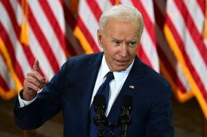 """Biden advierte a Amazon por no pagar impuestos sobre la renta: """"Voy a poner fin a eso"""""""