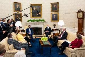 Segundo round: para cuándo se espera la aprobación del American Jobs Plan, el nuevo plan de infraestructura de Biden