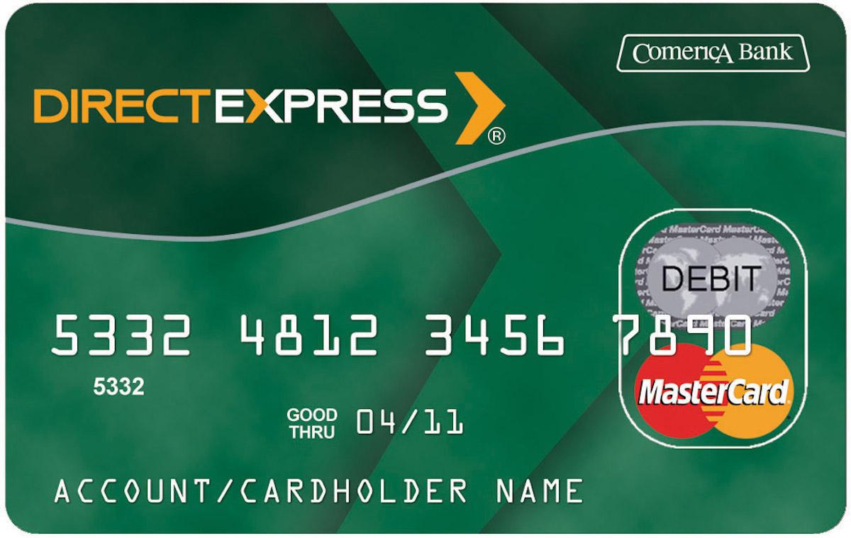 Cómo tramitar la Direct Express Card para recibir apoyos del gobierno federal de Estados Unidos