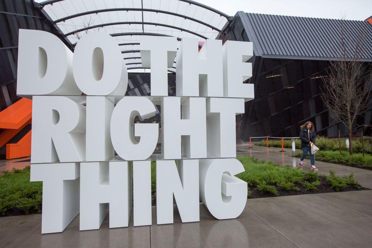 ¿Hará lo correcto? Nike es una de las empresas señaladas por evadir impuestos.