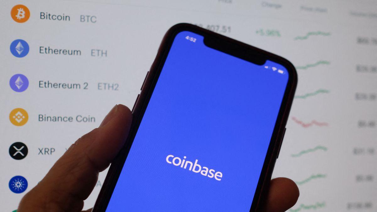 Coinbase debuta hoy en la Bolsa