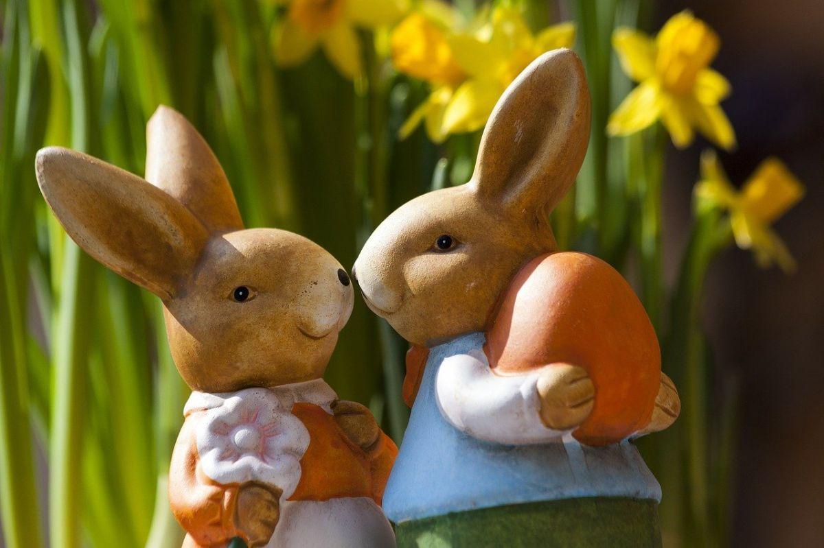 Abril llega de la mano a la tradicional Pascua.