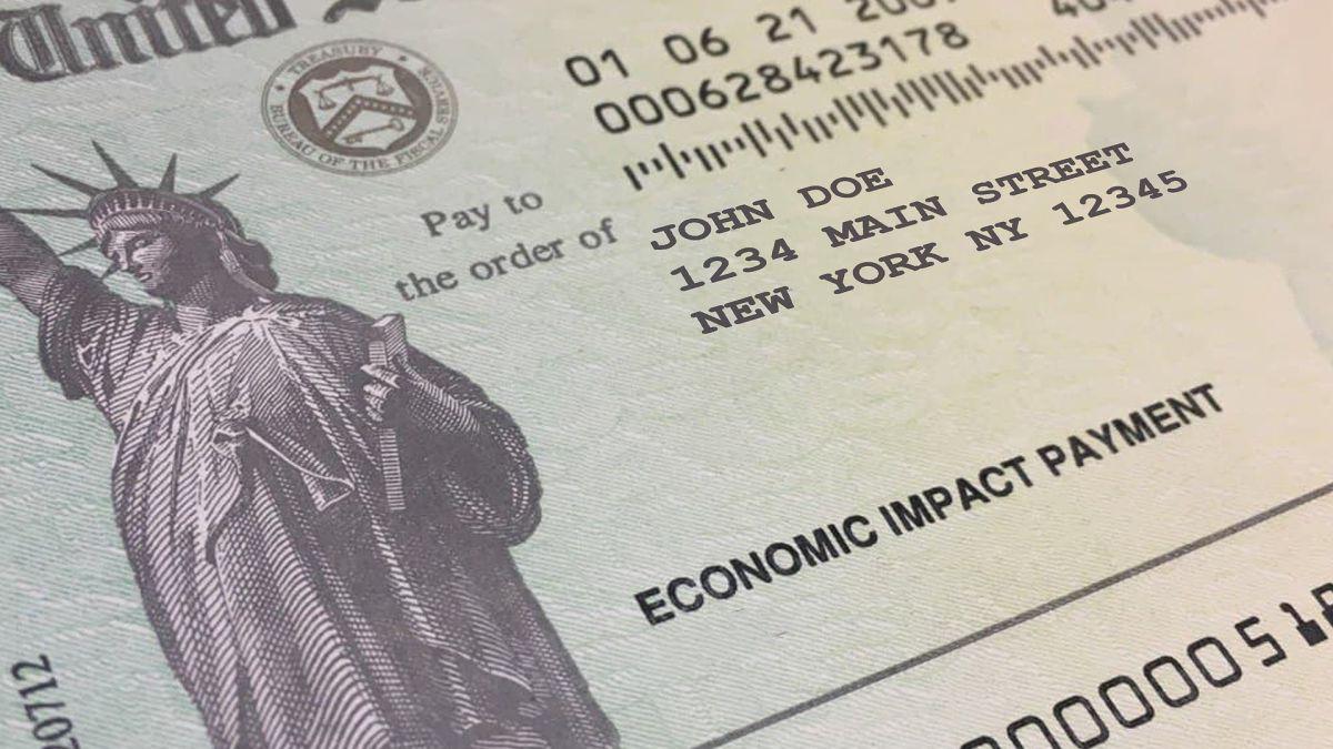 Así es cómo el tercer cheque de estímulo difiere de los pagos de impacto económico anteriores