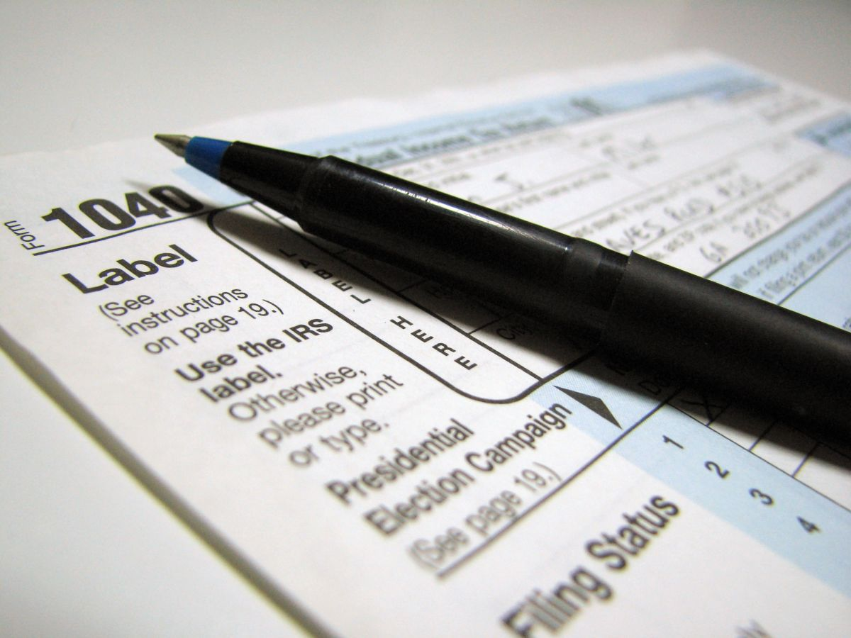 Te explicamos cómo presentar una declaración de impuestos enmendada. Crédito de la foto: Stockvault.