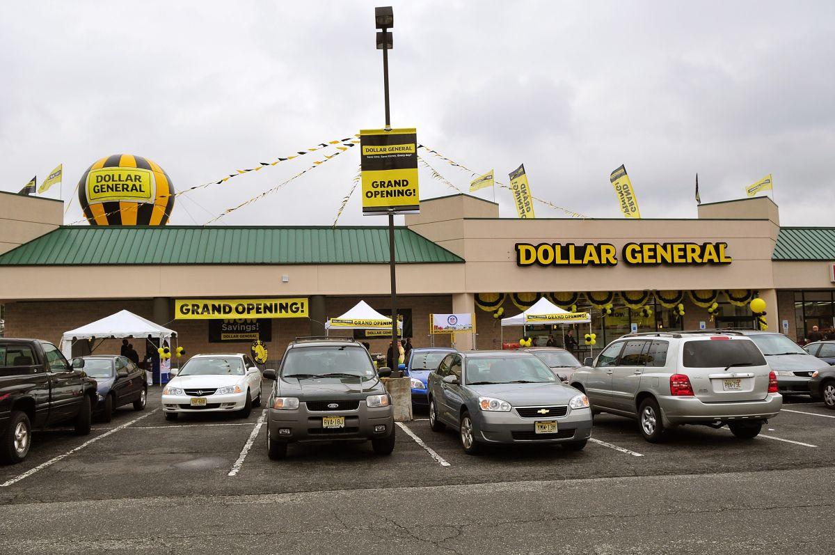 Dollar General abrió por lo menos 1,035 nuevas tiendas en los últimos años.