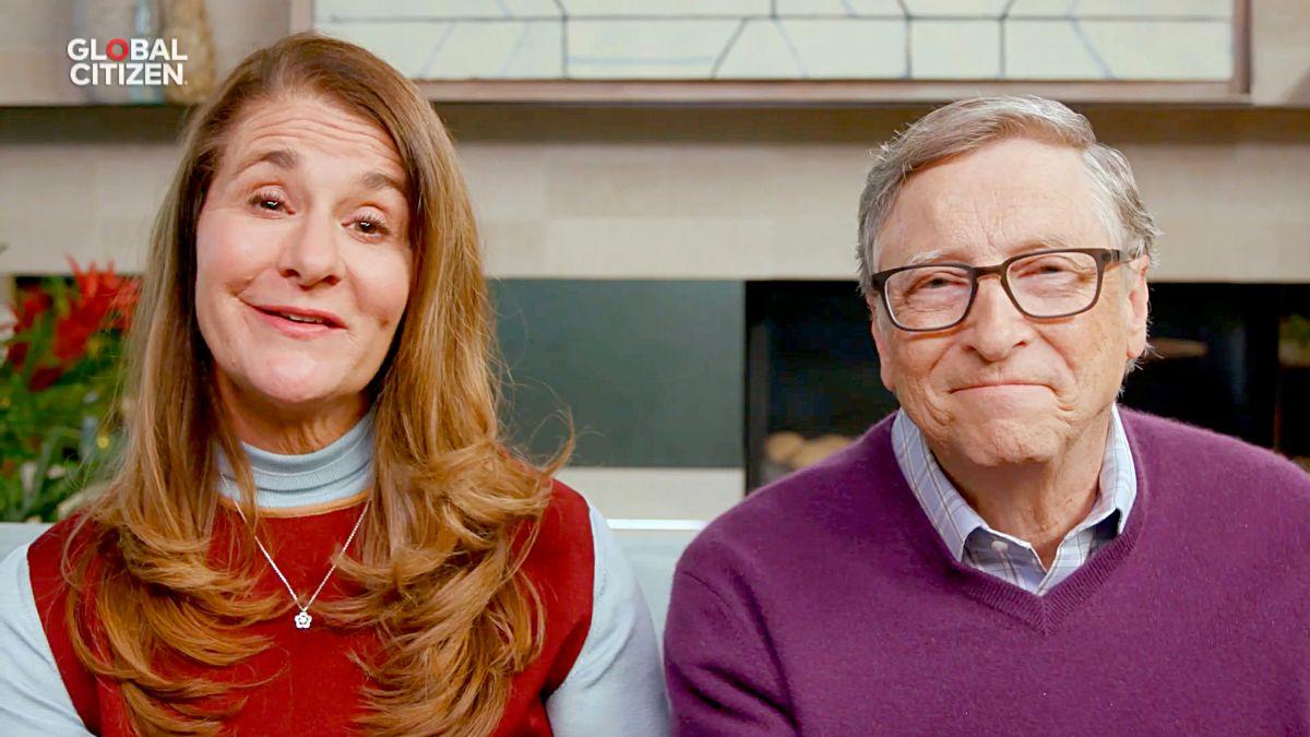 Bill y Melinda Gates anunciaron su separación luego de estar casados durante 27 años.