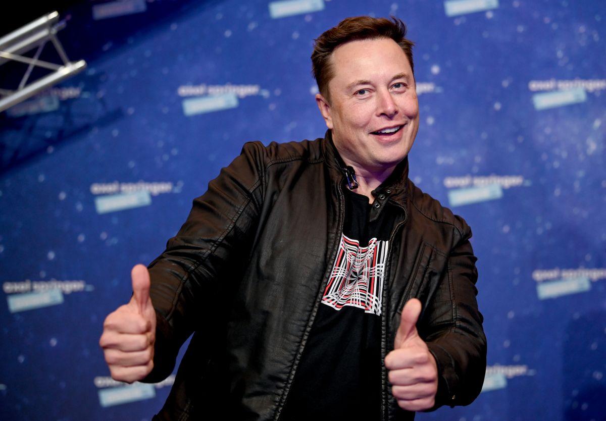 Elon Musk es el segundo hombre más rico del mundo, solo lo supera Jeff Bezos.