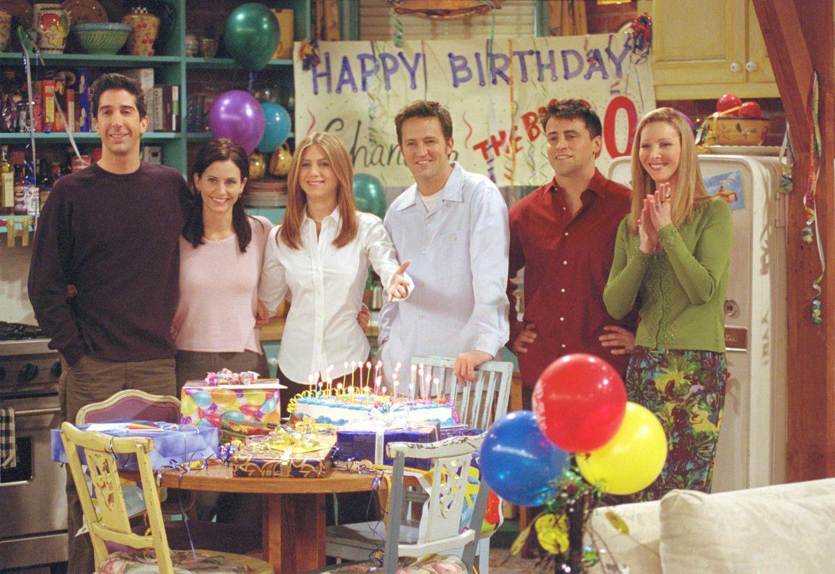HBO Max pagó $15 millones de dólares para lograr reunir al elenco de Friends.