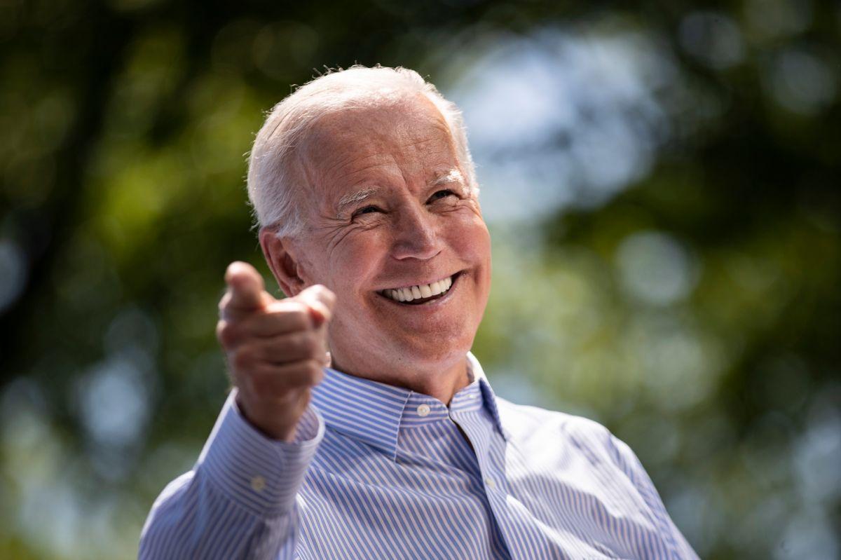 Futuro prometedor. El presidente Biden definió sus prioridades en el presupuesto para el próximo año.