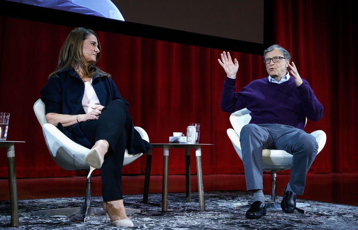 Bill y Melinda Gates anuncian su divorcio, ¿quién se quedará con el control de su fundación?