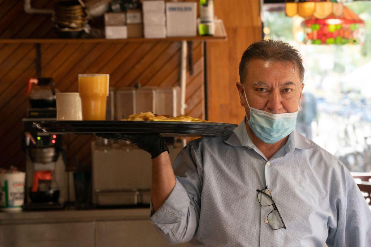 La industria restaurantera agregó 187,000 nuevos empleos en abril.