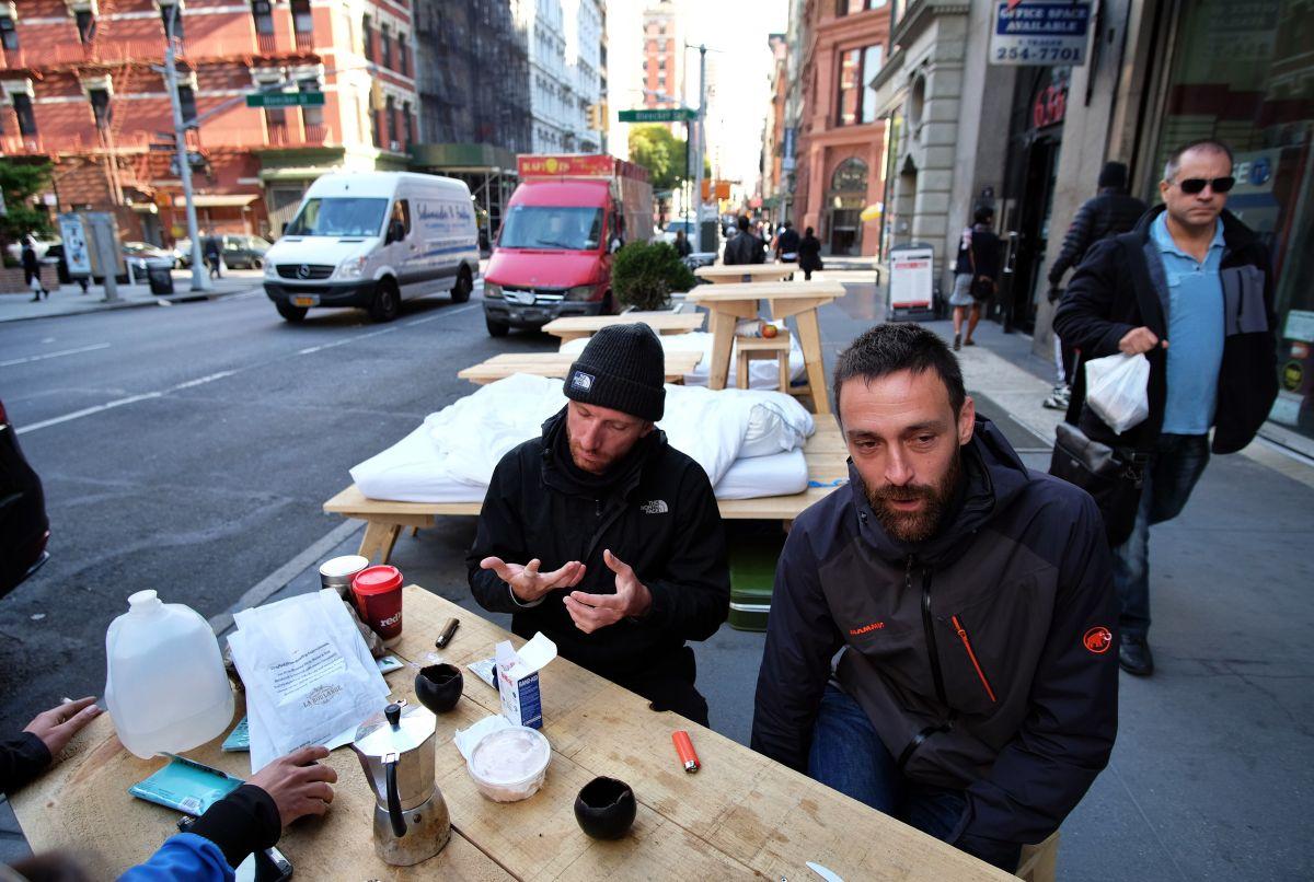 El café con amigos, un clásico que está de vuelta.