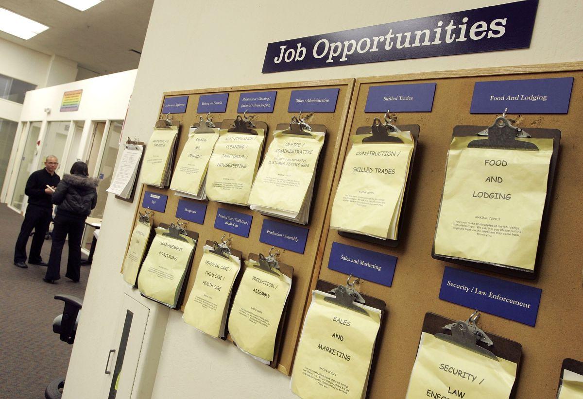 El mercado de trabajo se ha revitalizado en los últimos meses.
