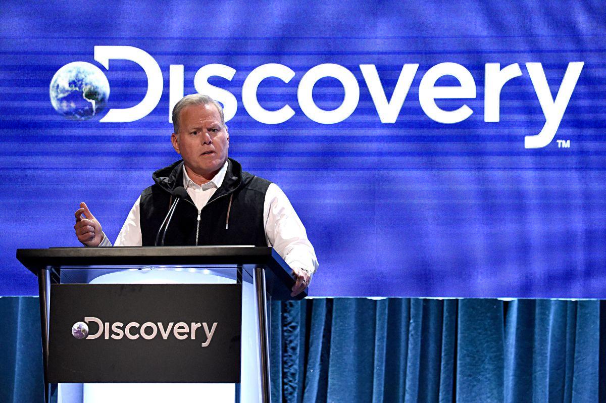 David Zaslav, CEO de Discovery.