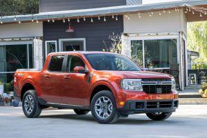 2022 Ford Maverick, la pickup nueva más barata del mercado estadounidense: cómo reservarla